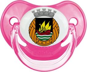 Rio Ave Futebol Clube Tétine Physiologique Rose classique