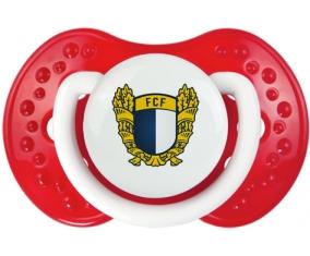 Futebol Clube Famalicão Tétine LOVI Dynamic Blanc-rouge classique