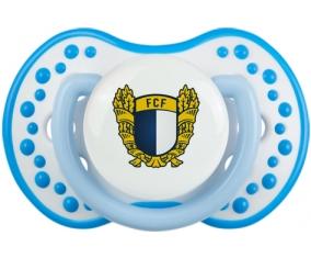 Futebol Clube Famalicão Tétine LOVI Dynamic Blanc-bleu phosphorescente
