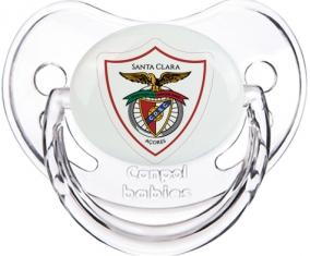Clube Desportivo Santa Clara Tétine Physiologique Transparent classique