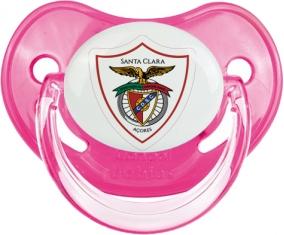 Clube Desportivo Santa Clara Tétine Physiologique Rose classique
