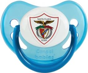 Clube Desportivo Santa Clara Tétine Physiologique Bleue phosphorescente
