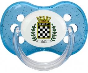 Boavista Futebol Clube Tétine Cerise Bleu à paillette