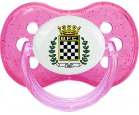 Boavista Futebol Clube Tétine Cerise Rose à paillette