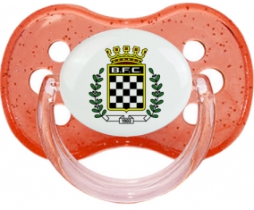 Boavista Futebol Clube Tétine Cerise Rouge à paillette