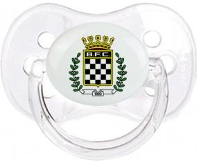 Boavista Futebol Clube Tétine Cerise Transparent classique