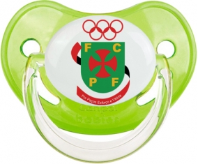 Futebol Clube Paços de Ferreira Tétine Physiologique Vert classique