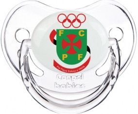 Futebol Clube Paços de Ferreira Tétine Physiologique Transparent classique