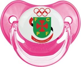 Futebol Clube Paços de Ferreira Tétine Physiologique Rose classique