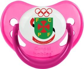 Futebol Clube Paços de Ferreira Tétine Physiologique Rose phosphorescente