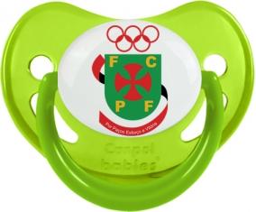 Futebol Clube Paços de Ferreira Tétine Physiologique Vert phosphorescente