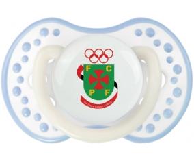 Futebol Clube Paços de Ferreira Sucete LOVI Dynamic Blanc-cyan classique