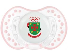 Futebol Clube Paços de Ferreira Sucete LOVI Dynamic Retro-blanc-rose-tendre classique