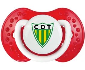 Clube Desportivo de Tondela Tétine LOVI Dynamic Blanc-rouge classique