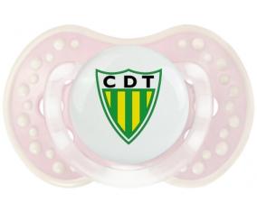 Clube Desportivo de Tondela Tétine LOVI Dynamic Retro-rose-tendre classique