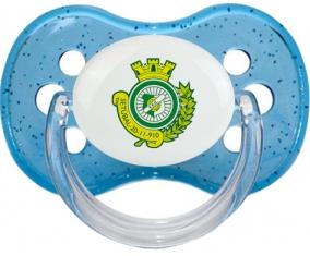 Vitória Futebol Clube (Setúbal) Tétine Cerise Bleu à paillette