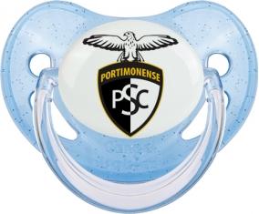Portimonense Sporting Clube Tétine Physiologique Bleue à paillette
