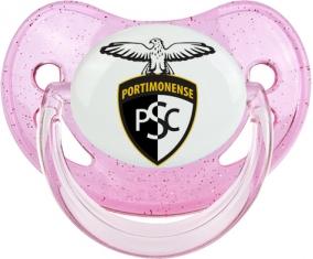 Portimonense Sporting Clube Tétine Physiologique Rose à paillette