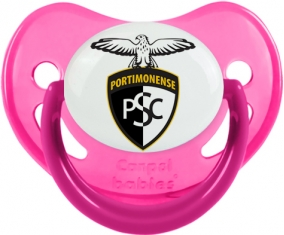 Portimonense Sporting Clube Tétine Physiologique Rose phosphorescente