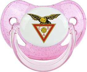 Clube Desportivo das Aves Sucete Physiologique Rose à paillette