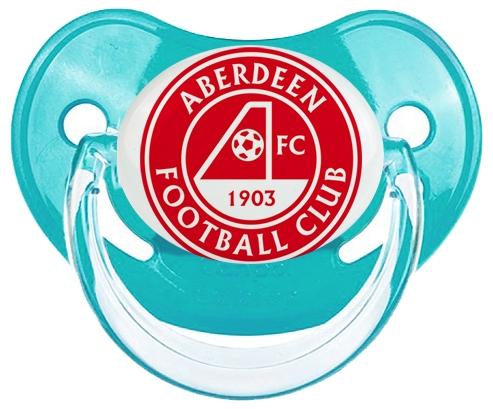 Aberdeen Football Club Sucette Physiologique Bleue classique