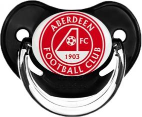 Aberdeen Football Club Sucette Physiologique Noir classique