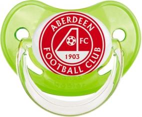 Aberdeen Football Club Sucette Physiologique Vert classique