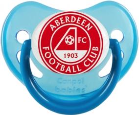 Aberdeen Football Club Sucette Physiologique Bleue phosphorescente
