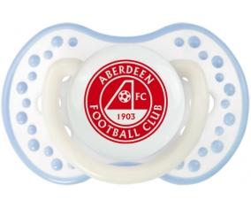 Aberdeen Football Club Sucette LOVI Dynamic Blanc-cyan classique
