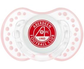 Aberdeen Football Club Sucette LOVI Dynamic Retro-blanc-rose-tendre classique