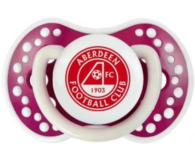 Aberdeen Football Club Sucette LOVI Dynamic Fuchsia phosphorescente
