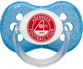 Aberdeen Football Club Sucette Cerise Bleu à paillette