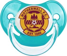 Motherwell Football Club Tétine Physiologique Bleue classique