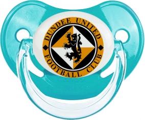 Dundee United Football Club Tétine Physiologique Bleue classique