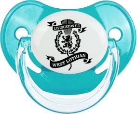 Livingston Football Club Tétine Physiologique Bleue classique