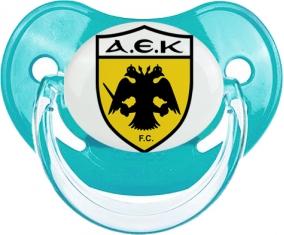 AEK Athènes FC Tétine Physiologique Bleue classique