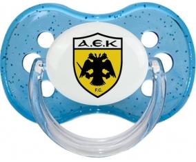 AEK Athènes FC Sucete Cerise Bleu à paillette