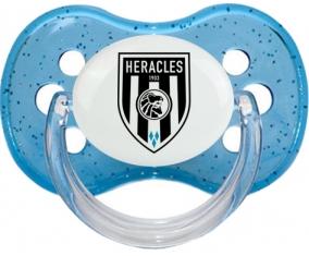 Heracles Almelo Tétine Cerise Bleu à paillette