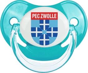 PEC Zwolle Tétine Physiologique Bleue classique