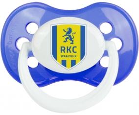 RKC Waalwijk Tétine Anatomique Bleu classique