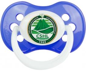 Club sportif de Hammam Lif Tétine Anatomique Bleu classique