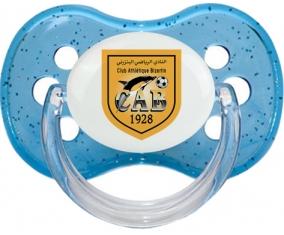 Club athlétique bizertin Tétine Cerise Bleu à paillette