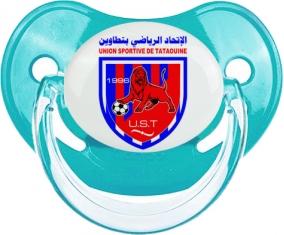 Union sportive de Tataouine Tétine Physiologique Bleue classique
