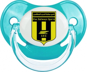 Sfax railway sport Tétine Physiologique Bleue classique
