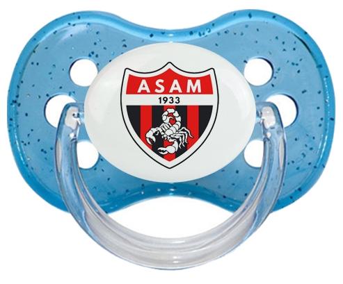 Association sportive d'Aïn M'lila Tétine Cerise Bleu à paillette