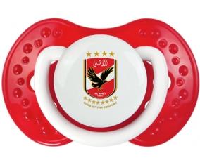 Al Ahly Sporting Club Tétine LOVI Dynamic Blanc-rouge classique