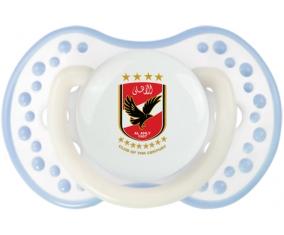 Al Ahly Sporting Club Tétine LOVI Dynamic Blanc-cyan classique