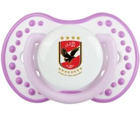 Al Ahly Sporting Club Tétine LOVI Dynamic Blanc-mauve classique