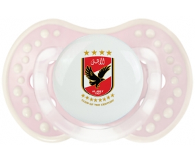 Al Ahly Sporting Club Tétine LOVI Dynamic Retro-rose-tendre classique