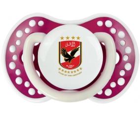 Al Ahly Sporting Club Tétine LOVI Dynamic Fuchsia phosphorescente
